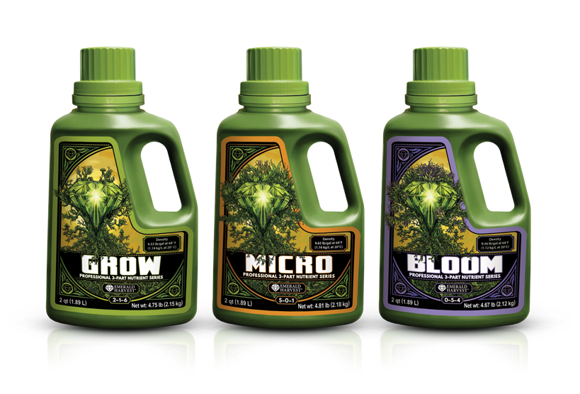 Grow, Micro, and Bloom product image