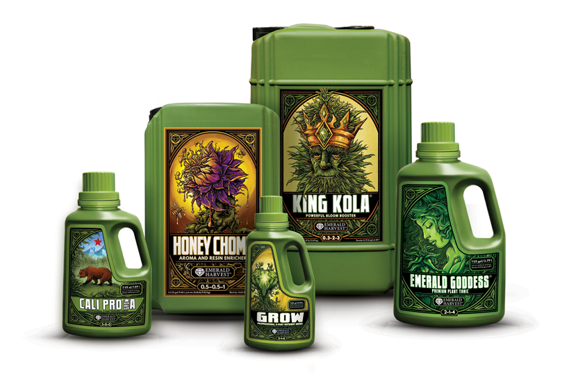 Group image of Emerald Harvest products image
